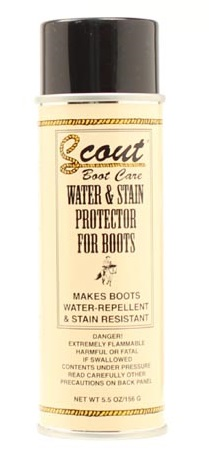 SCOUT WATER & STAIN PROTECTOR