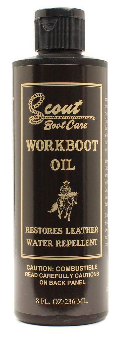 MF Scout Workboot Oil Liquid 8 oz