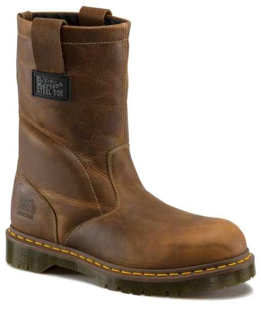Dr. Martens Icon Leather Steel Toe Work Boot