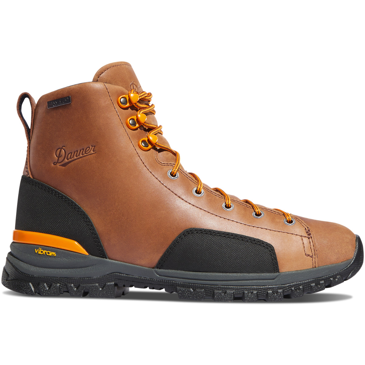 """Danner Stronghold 6"""" Brown Composite Toe"""