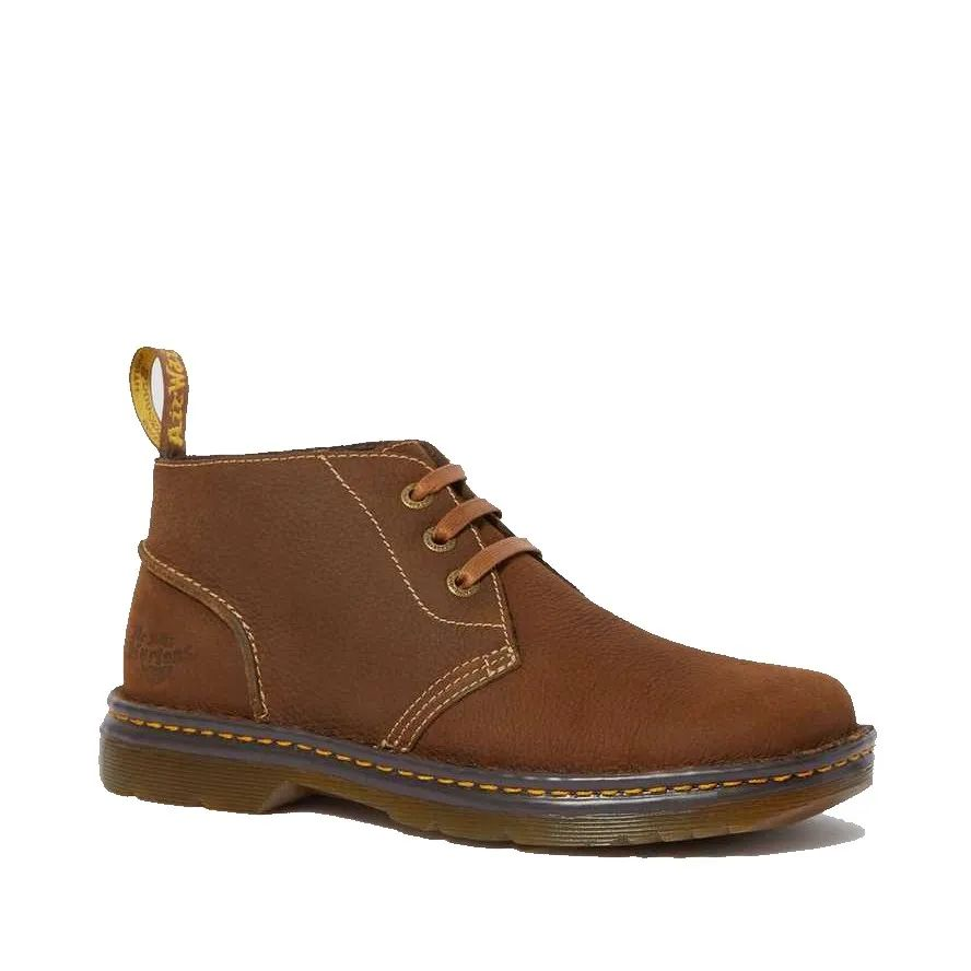 Dr. Martens Brown Sussex Chukka Boots