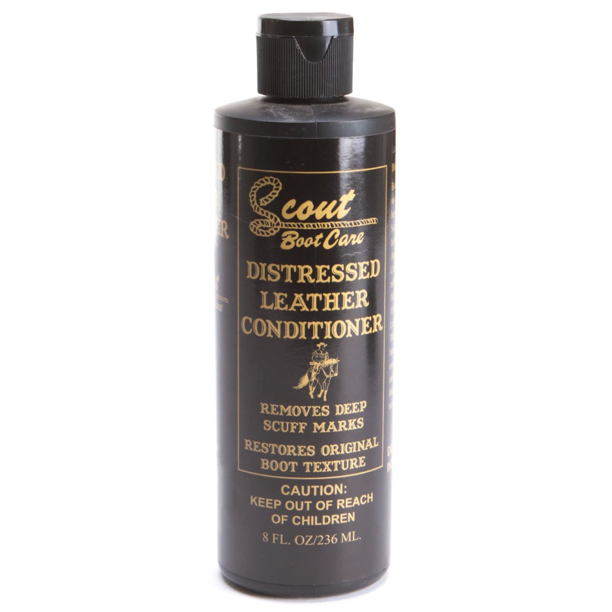 M&F Western Scout Distressed Leather Conditioner by 8oz