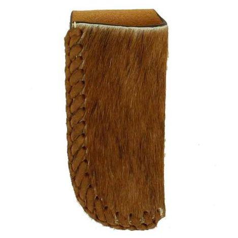 NOCONA Knife Sheath Calf Hair