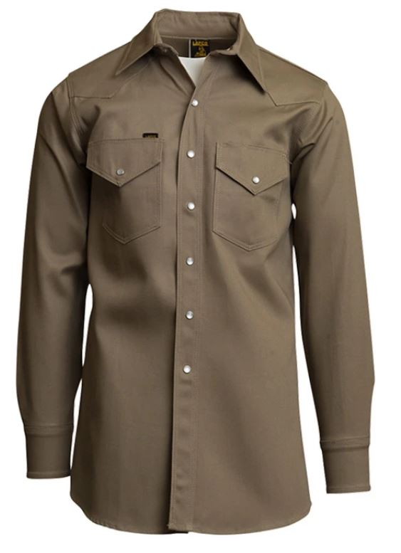 Lapco Mid-Weight Welding Shirt