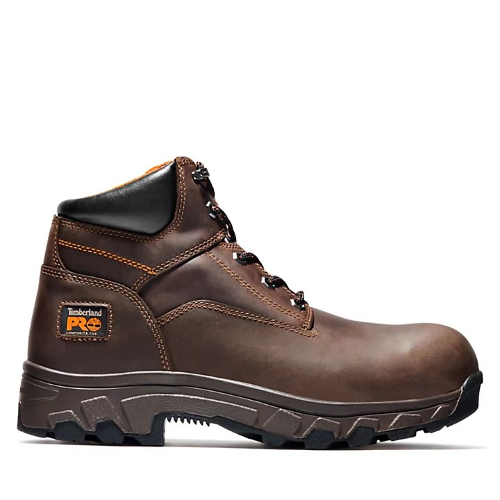"""Timberland PRO Workstead 6"""" Comp Toe Work Boots"""