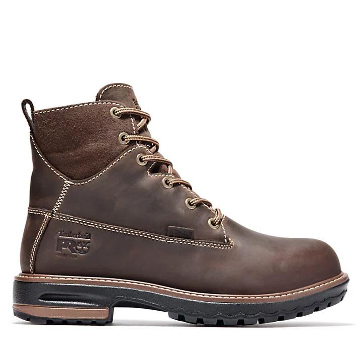 "Timberland PRO Hightower 6"" Alloy Toe Work Boots"
