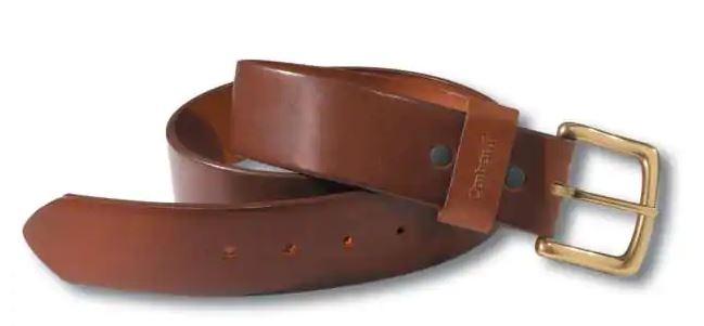 Carhartt Journeyman Cowhide Leather Belt