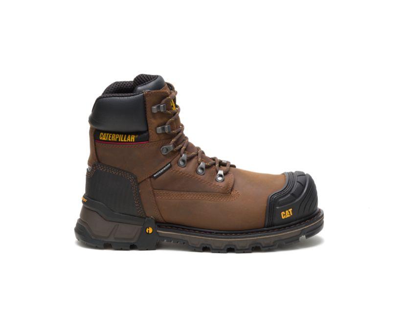 Cat Men's Alaska 2.0 Steel Toe Work Boot