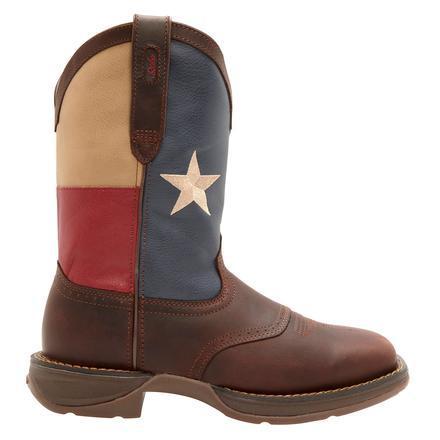 Rebel by Durango Texas Flag Western Boot