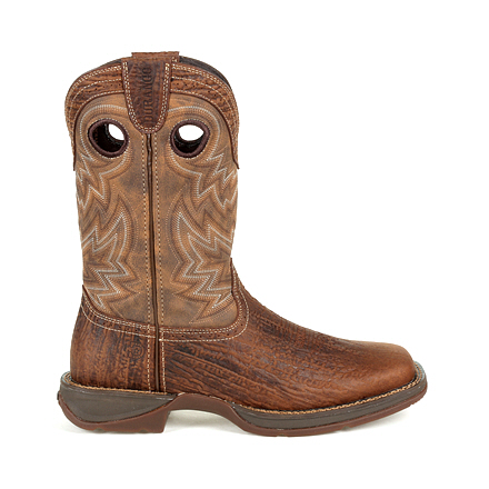 Rebel by Durango Trail Brown Western Boot