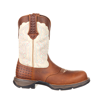 Lady Rebel by Durango Women's Composite Toe Saddle Western Boot