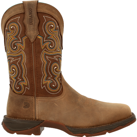 Durango Lady Rebel Composite Toe Western Work Boot