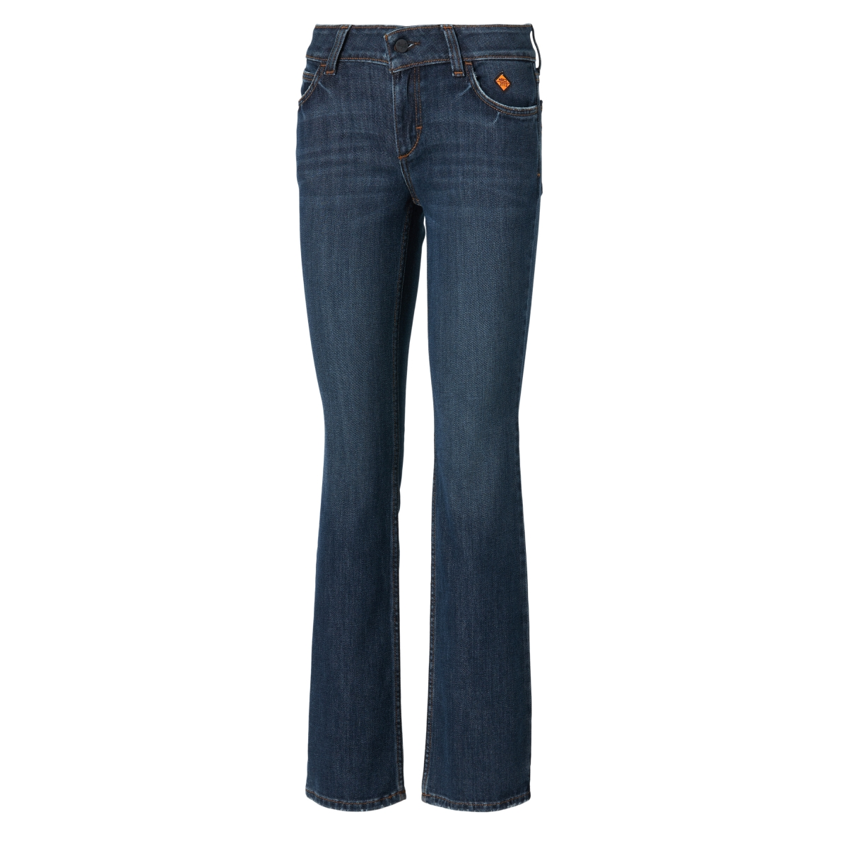 Wrangler® FR Flame Resistant Retro Mae Boot Cut Jean