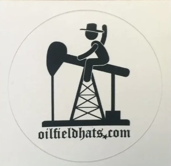 Oilfield Hard Hat Stickers