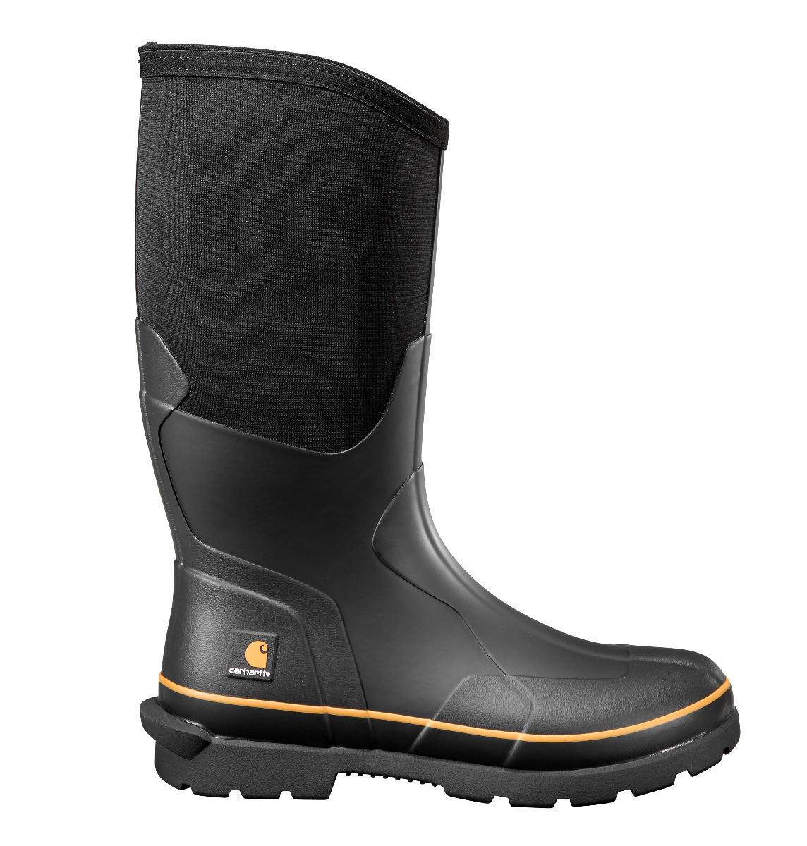 Carhartt Mudrunner 15-Inch Carbon Nano Toe Rubber Boot