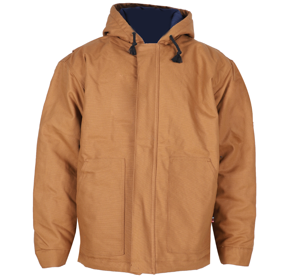 FORGE FR Insulated Duck Hood Jacket