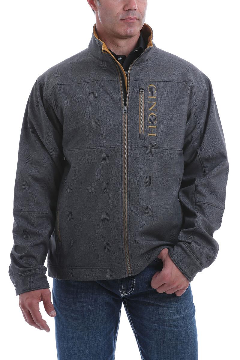 Cinch Men's Printed Bonded Jacket OW20 - CHR