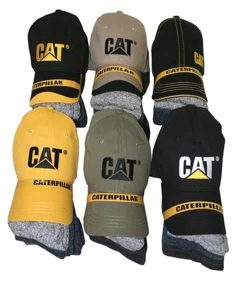 Cat Sock Cap Bundle Assorted