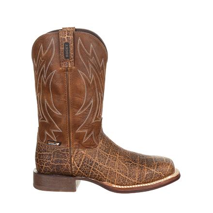 Rocky Dakota Ridge Steel Toe Waterproof Pull-On Western Boot