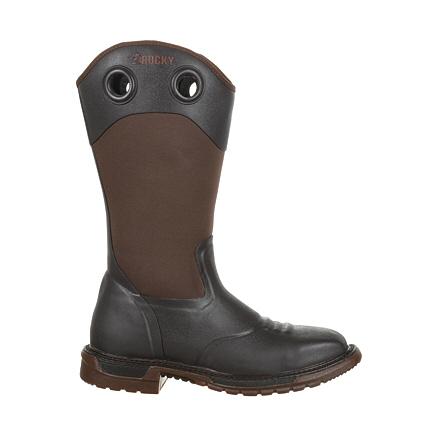 Rocky Original Ride FLX Steel Toe Rubber Boot