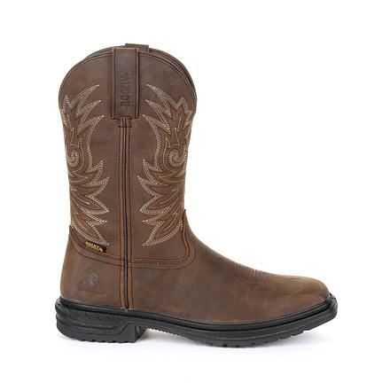 "Rocky Worksmart 11"" Composite Toe Waterproof Western Boot"