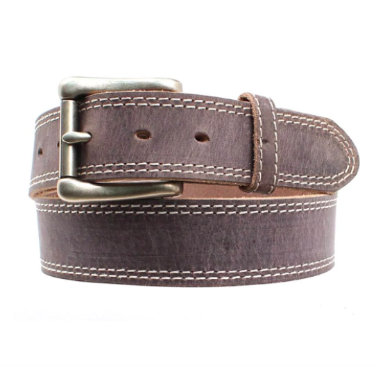 Nocona Made in the USA Top Grain Leather Belt