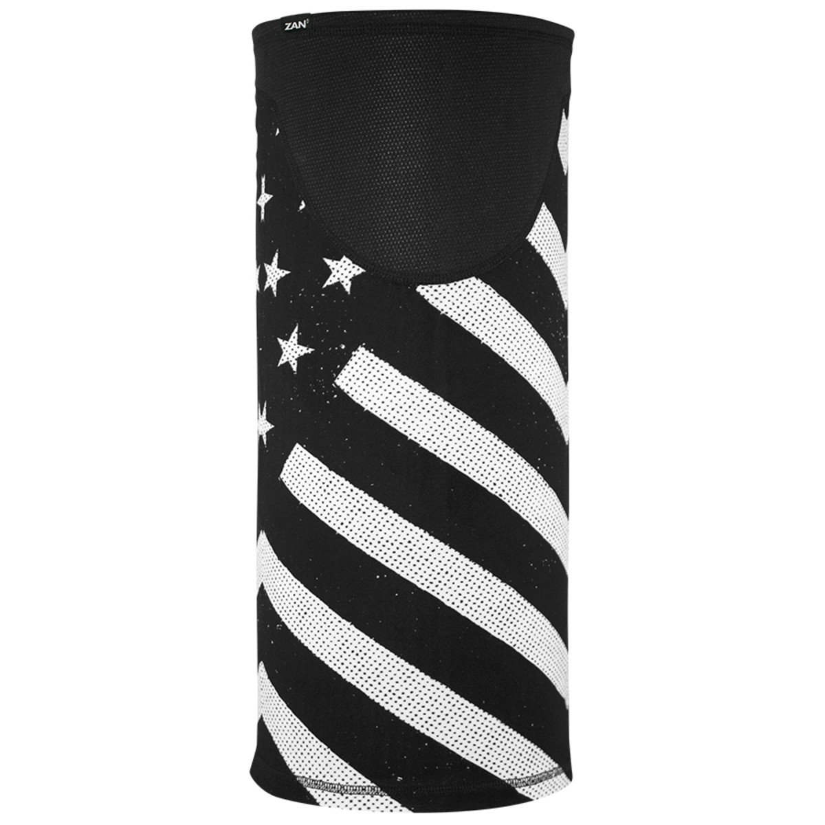 ZAN Motley Tube® SportFlex® Series Black & White Flag